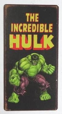 "Magnet 5x10 cm - ""The incredible HULK"""