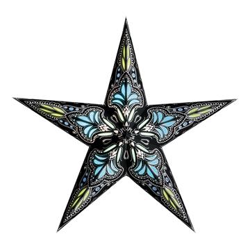 Opprinnelig Stjernelampe - Køb stjernelamper, lysstjerner og julestjerne med lys. NZ-46