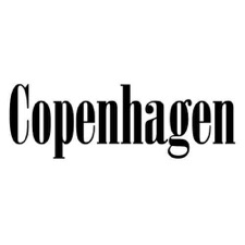 Wallsticker ''COPENHAGEN''