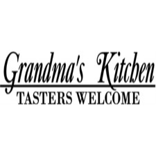 "Wallsticker - ""Grandma's Kitchen......"""